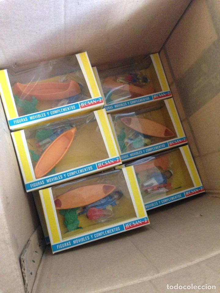 Juguetes antiguos: Importante lote resto de tienda de juguetes en madrid - Foto 11 - 159440833