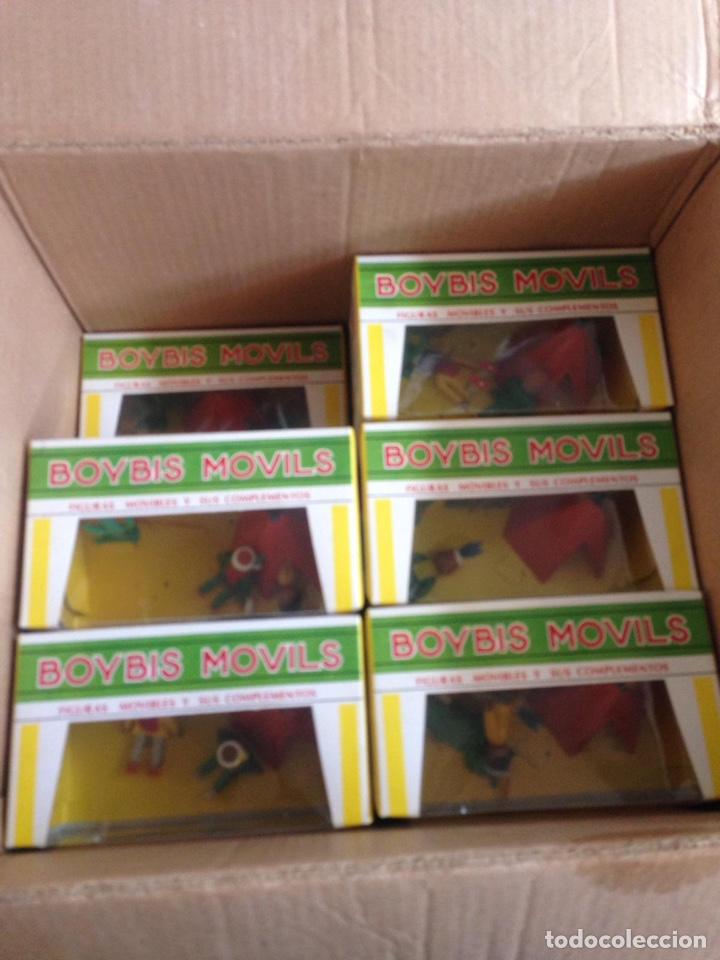 Juguetes antiguos: Importante lote resto de tienda de juguetes en madrid - Foto 12 - 159440833