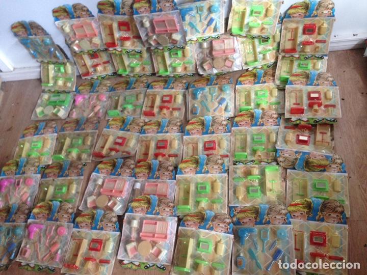 Juguetes antiguos: Importante lote resto de tienda de juguetes en madrid - Foto 15 - 159440833