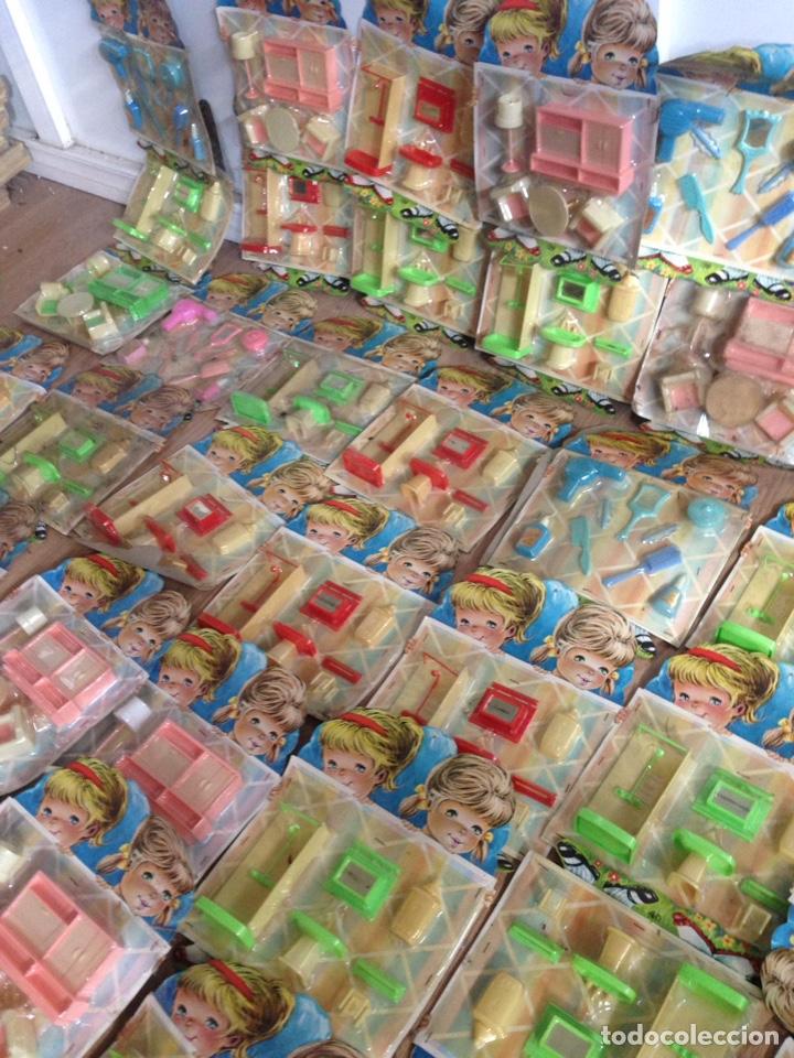 Juguetes antiguos: Importante lote resto de tienda de juguetes en madrid - Foto 16 - 159440833