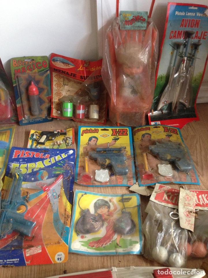 Juguetes antiguos: Importante lote resto de tienda de juguetes en madrid - Foto 19 - 159440833