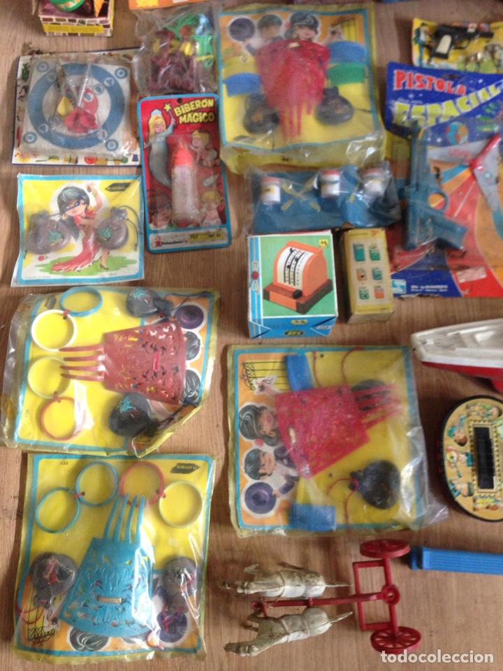 Juguetes antiguos: Importante lote resto de tienda de juguetes en madrid - Foto 22 - 159440833