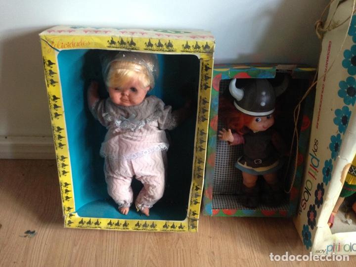 Juguetes antiguos: Importante lote resto de tienda de juguetes en madrid - Foto 23 - 159440833