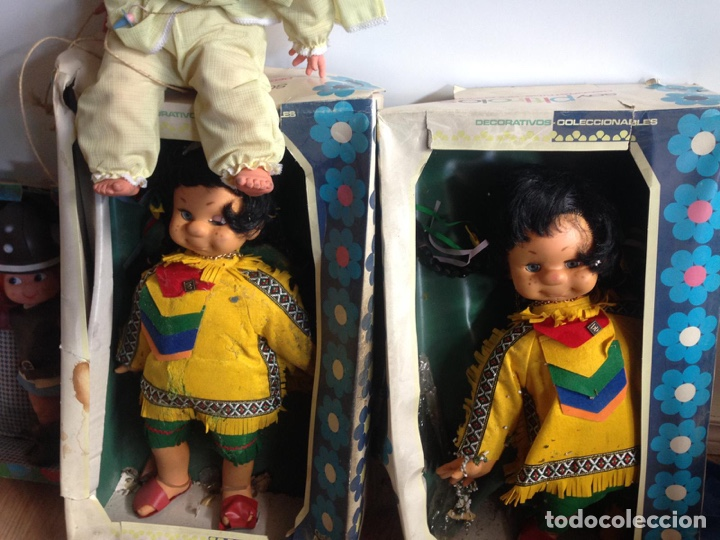 Juguetes antiguos: Importante lote resto de tienda de juguetes en madrid - Foto 24 - 159440833