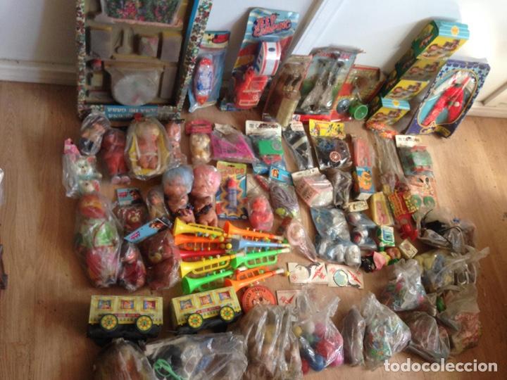 Juguetes antiguos: Importante lote resto de tienda de juguetes en madrid - Foto 26 - 159440833
