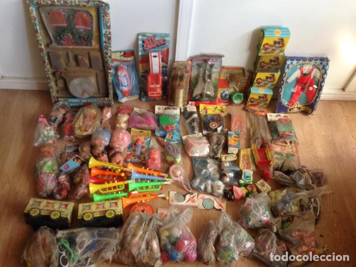Juguetes antiguos: Importante lote resto de tienda de juguetes en madrid - Foto 27 - 159440833