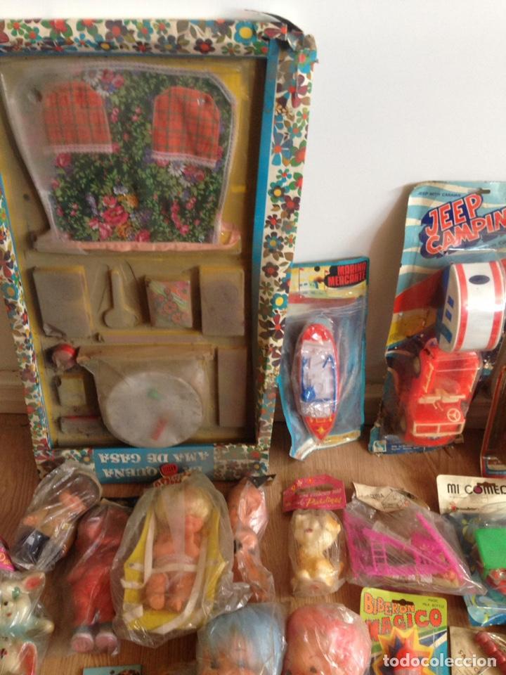 Juguetes antiguos: Importante lote resto de tienda de juguetes en madrid - Foto 30 - 159440833