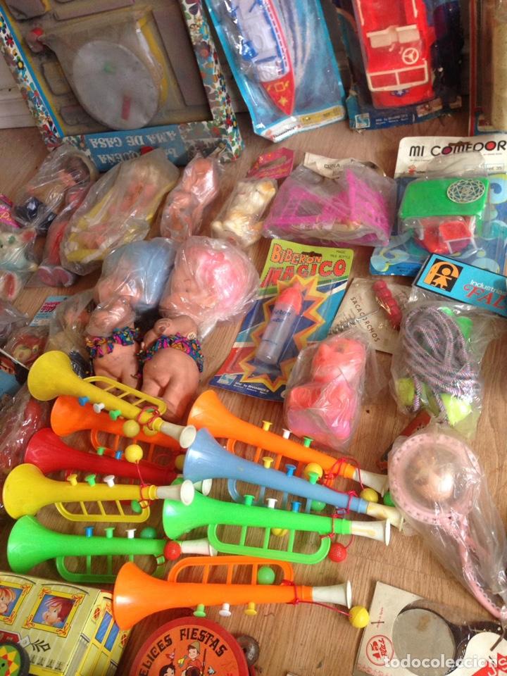 Juguetes antiguos: Importante lote resto de tienda de juguetes en madrid - Foto 32 - 159440833