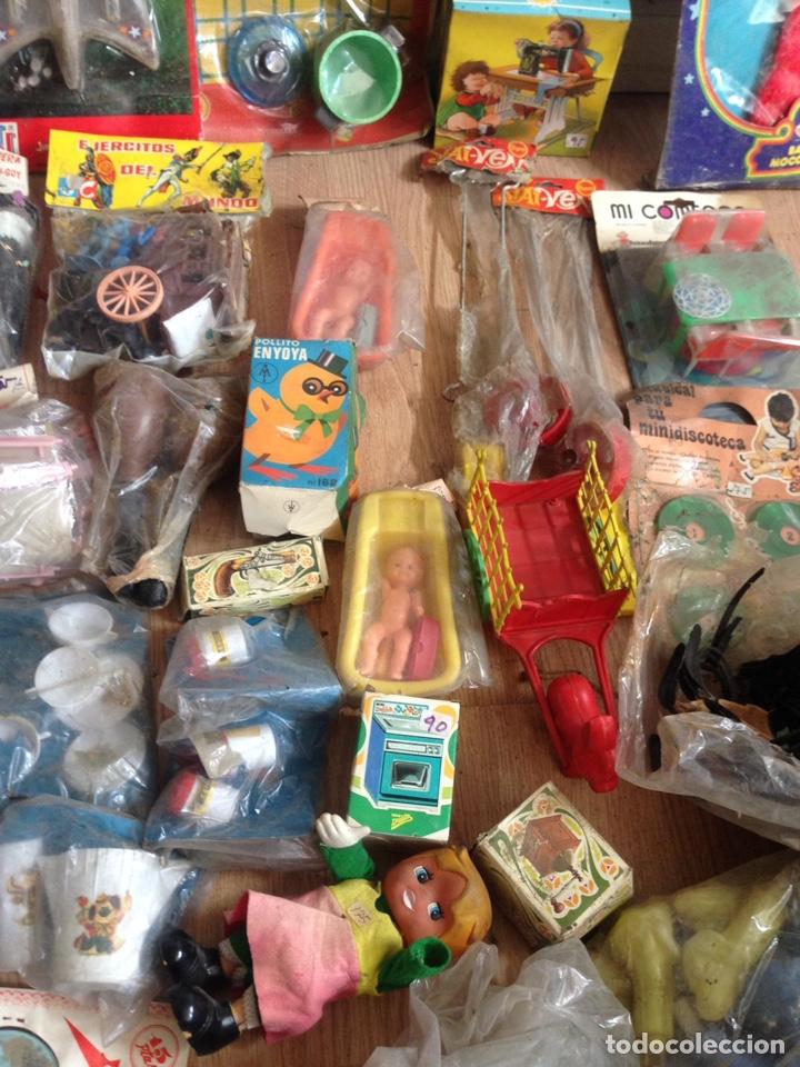 Juguetes antiguos: Importante lote resto de tienda de juguetes en madrid - Foto 35 - 159440833