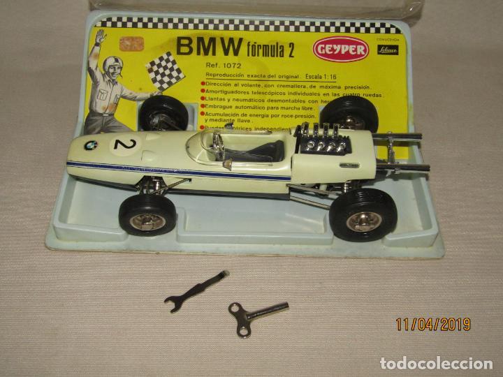 Fabricado Formula España Por Licencia Schuco Bmw Antiguo A Cuerda En 2 Geyper Ref1072 PwkOn0