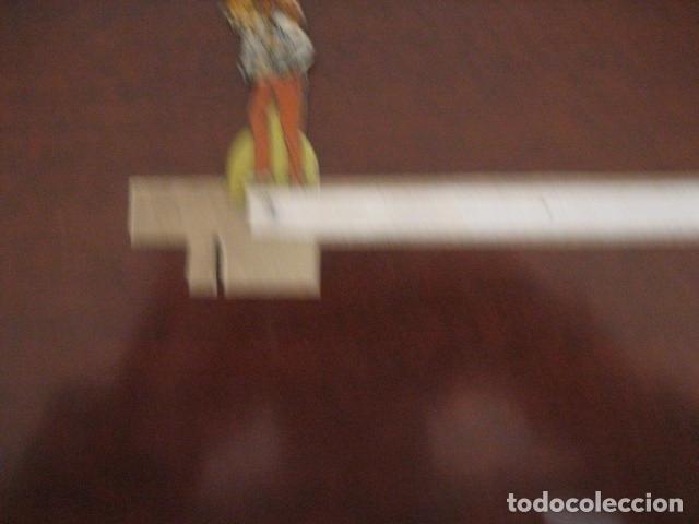 Juguetes antiguos: ESPECTACULAR TEATRO INFANTIL ANIMADO SIRVEN, SEMEJANTE A SEIX BARRAL EN CAJA ORIGINAL MUY RARO - Foto 29 - 159736318