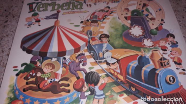 Juguetes antiguos: TREN VERBENA PAYVA , TREN ANTIGUO, TREN DE JUGUETE, JUGUETE ANTIGUO - Foto 4 - 159798274