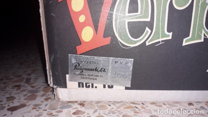 Juguetes antiguos: TREN VERBENA PAYVA , TREN ANTIGUO, TREN DE JUGUETE, JUGUETE ANTIGUO - Foto 12 - 159798274