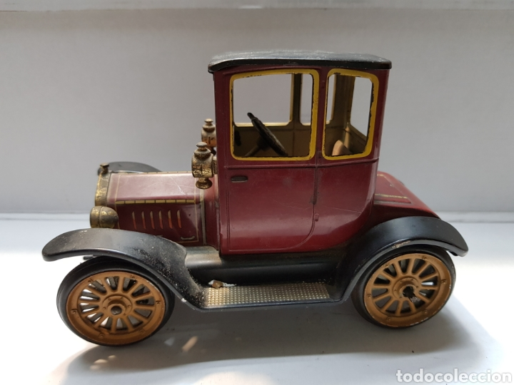 FORD COUPE T 1917 DE SCHUCO REF 1227 (Juguetes - Marcas Clasicas - Otras Marcas)