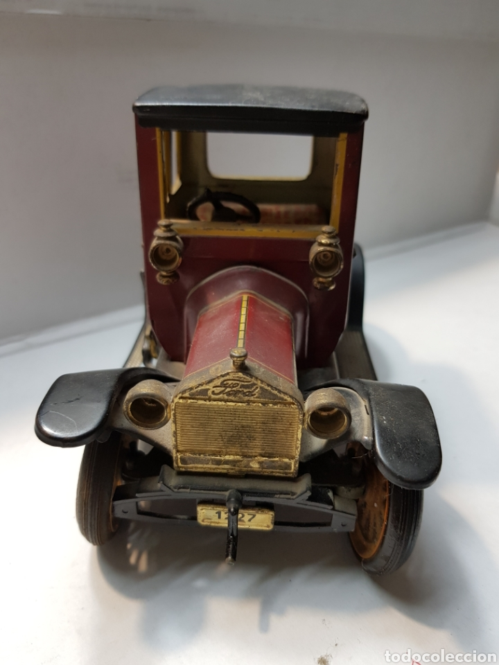 Juguetes antiguos: Ford Coupe T 1917 de Schuco Ref 1227 - Foto 2 - 160187140