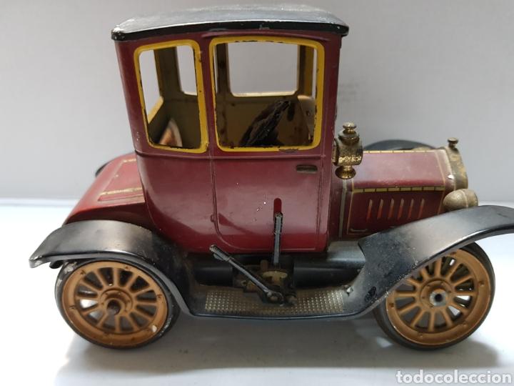 Juguetes antiguos: Ford Coupe T 1917 de Schuco Ref 1227 - Foto 3 - 160187140