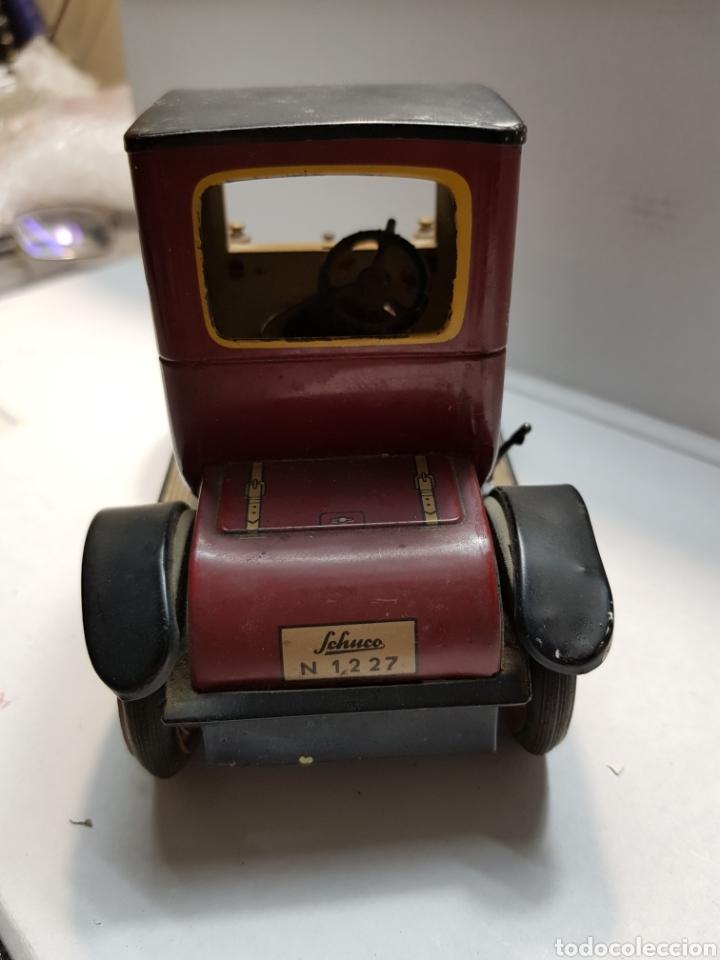 Juguetes antiguos: Ford Coupe T 1917 de Schuco Ref 1227 - Foto 4 - 160187140