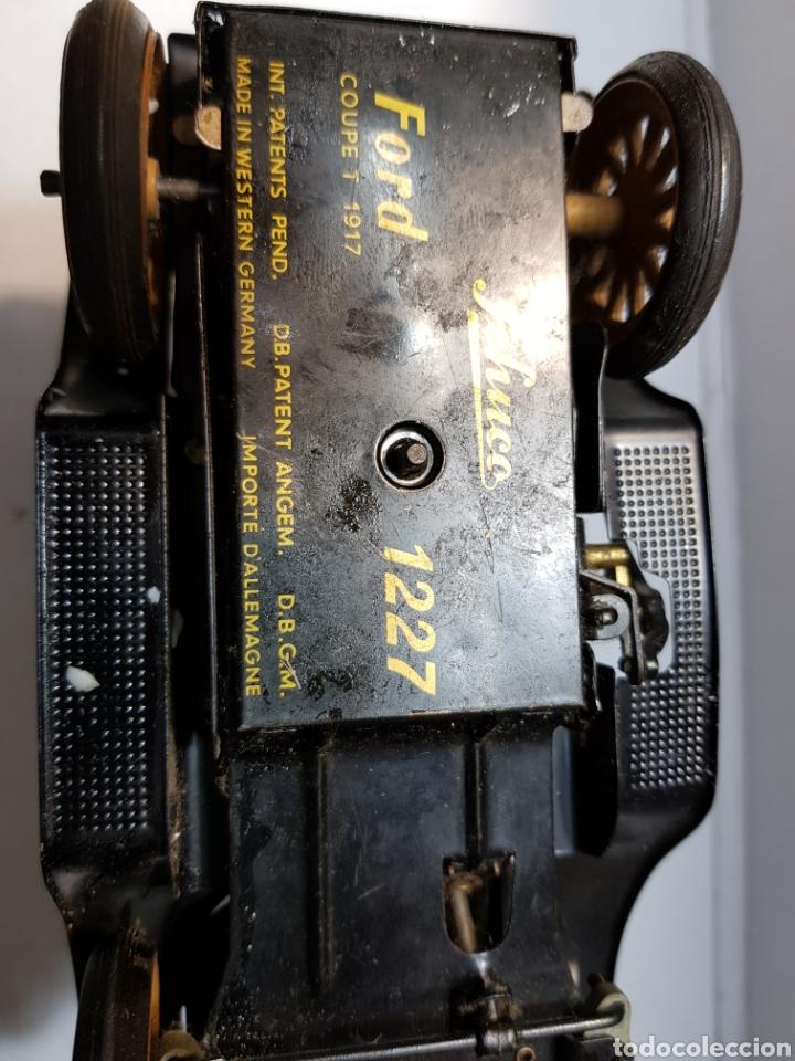 Juguetes antiguos: Ford Coupe T 1917 de Schuco Ref 1227 - Foto 5 - 160187140