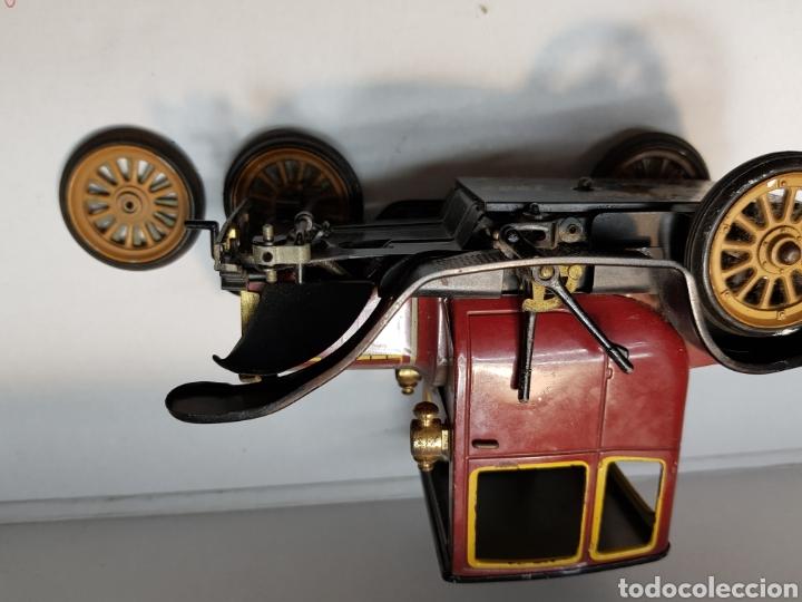 Juguetes antiguos: Ford Coupe T 1917 de Schuco Ref 1227 - Foto 6 - 160187140