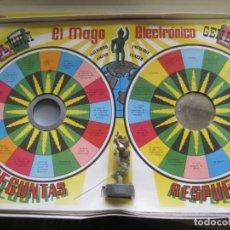 Juguetes antiguos: ANTIGUO JUEGO EL MAGO ELECTRONICO. Lote 160668246