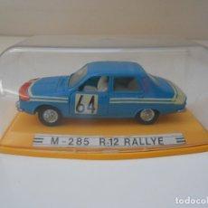 Juguetes antiguos: 2641 PILEN COCHE RENAULT 12-S 12 RALLY RALLYE AUTO-PILEN MODEL CAR 1/43 1:43 REF 503 ALFREEDOM. Lote 161282698