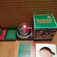 Juguetes antiguos: BINGO CONGOST. Lote 161733662