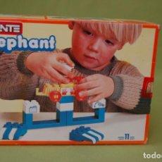 Juguetes antiguos: TENTE ELEFANT 0246. Lote 163012026