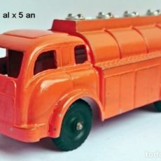 Juguetes antiguos: HUBLEY LANCASTER TANKER OIL - MADE IN USA. Lote 96004383