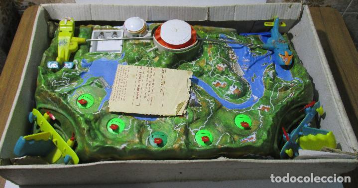 Juguetes antiguos: SOS S.O.S. FORESTAL, juego de habilidad, JUGATI, años 70 - Foto 5 - 164977854