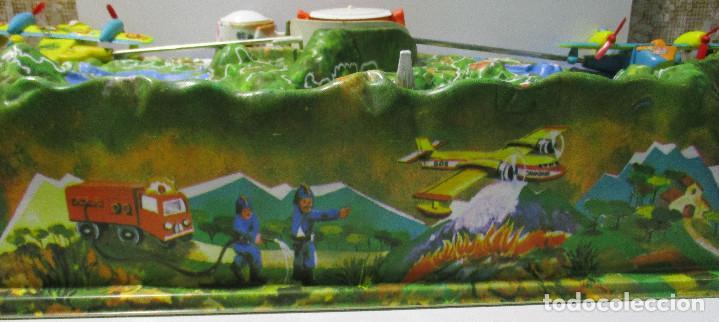 Juguetes antiguos: SOS S.O.S. FORESTAL, juego de habilidad, JUGATI, años 70 - Foto 19 - 164977854
