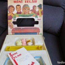 Juguetes antiguos: MINI TELAR POCH. Lote 166920068