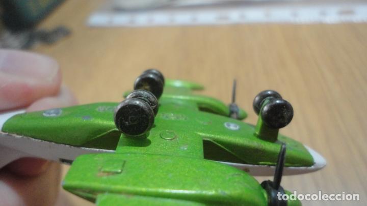 Juguetes antiguos: ANTIGUO AVION AVIONETA METALICA PILEN S.A 708 CESSNA 402 SPAIN. AÑOS 80? FOTO-CINE ESTUDIOS. - Foto 8 - 167660048
