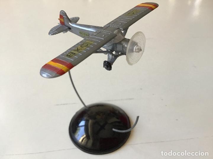 Juguetes antiguos: EKO avioneta Piper Pa-18 Super Cub - Foto 2 - 168459076
