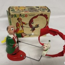 Giocattoli antichi: PAYASO EQUILIBRISTA COMANDO N°312. Lote 169337342