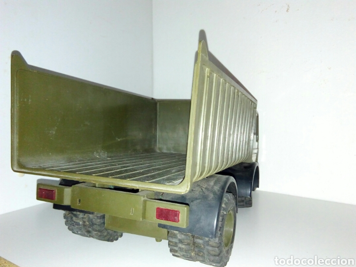 Juguetes antiguos: Camion militar froba tipo rico paya. Sanchis roman - Foto 4 - 169776210