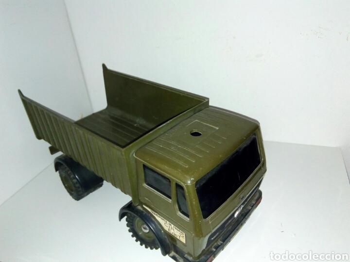 Juguetes antiguos: Camion militar froba tipo rico paya. Sanchis roman - Foto 5 - 169776210