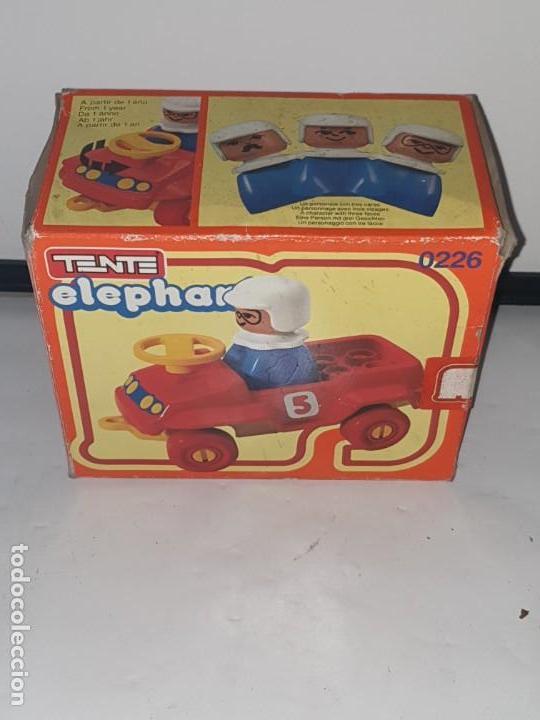 TENTE ELEPHANT . 0226 (Juguetes - Marcas Clasicas - Otras Marcas)