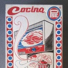 Juguetes antiguos: COCINA CON HORNO PSE. Lote 170160964