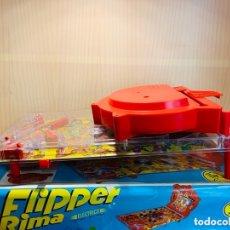 Juguetes antiguos: ANTIGUO PINBALL - FLIPPER BASKET DE RIMA REF: 1145. Lote 173564447