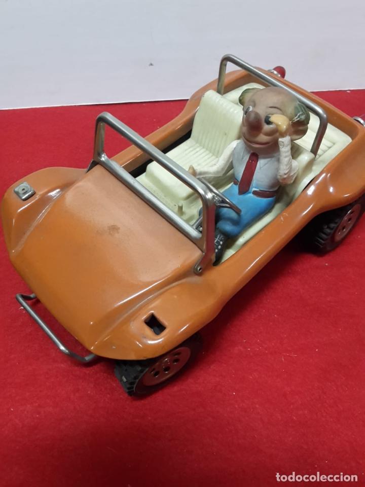 Juguetes antiguos: Buggie años 70's, juguetes Clim, filemón. - Foto 2 - 175193863