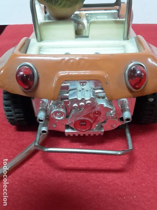 Juguetes antiguos: Buggie años 70's, juguetes Clim, filemón. - Foto 4 - 175193863