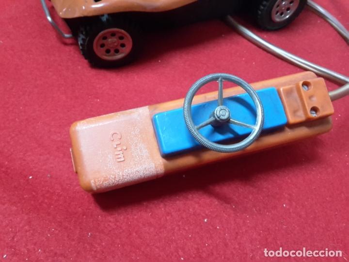 Juguetes antiguos: Buggie años 70's, juguetes Clim, filemón. - Foto 5 - 175193863