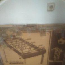 Juguetes antiguos: FUTBOLIN DE RIMA . Lote 175844859