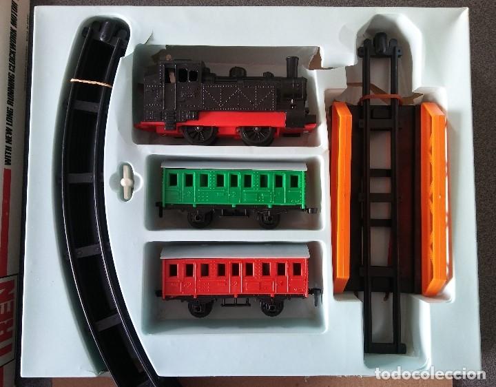 Juguetes antiguos: Tren Geyper - Foto 2 - 176861130