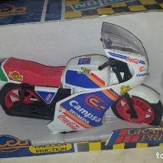 Juguetes antiguos: MOTO GRAND PRIX DE RICO AÑOS 70. Lote 177293294