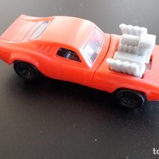 Juguetes antiguos: COCHE MUSTANG MICROMACHINE MATTEL. Lote 177457142
