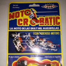Juguetes antiguos: MOTOCROBATIC PILEN. Lote 178104040