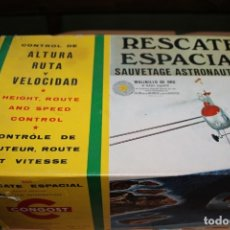 Juguetes antiguos: JUEGO RESCATE ESPACIAL CONGOST. Lote 178370067