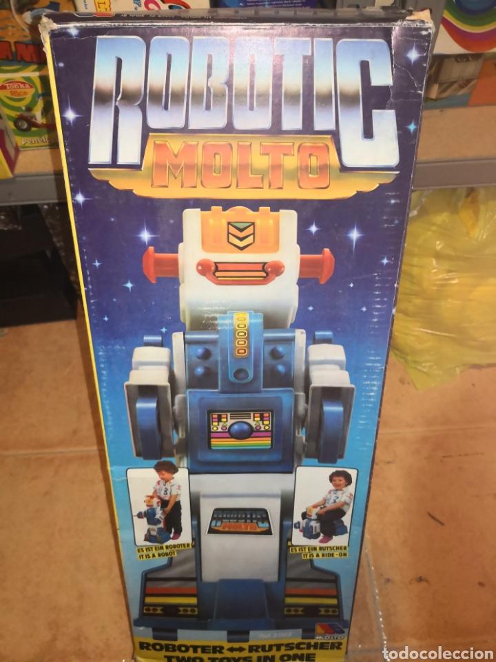 ROBOT MOLTÓ COMPLETO (Juguetes - Marcas Clasicas - Otras Marcas)