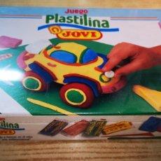 Juguetes antiguos: JOVI JUEGO DE PLASTILINA. Lote 178944235